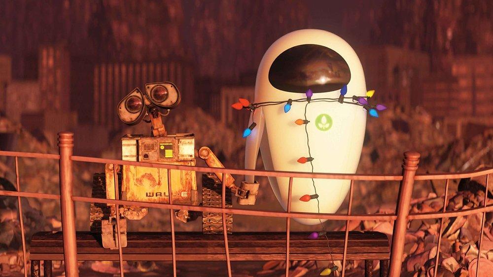 #68) WALL-E - (2008 - dir. Andrew Stanton)