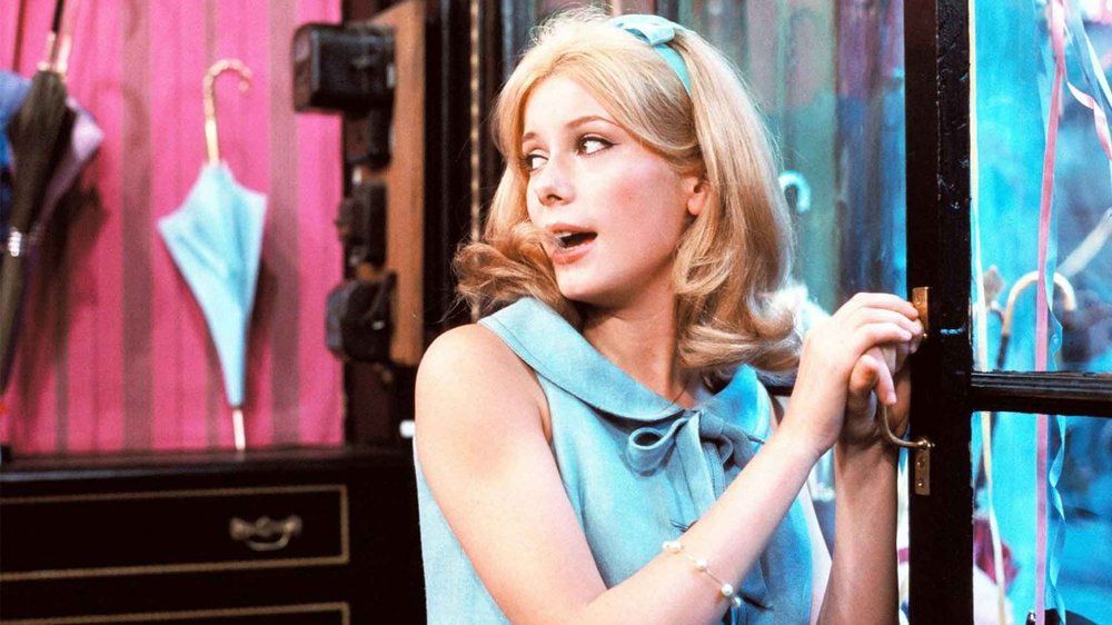#85) The Umbrellas of Cherbourg - (1964 - dir. Jacques Demy)