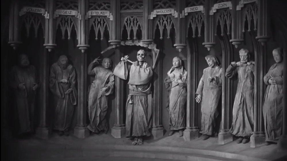 #7) Metropolis - (1927 - dir. Fritz Lang)