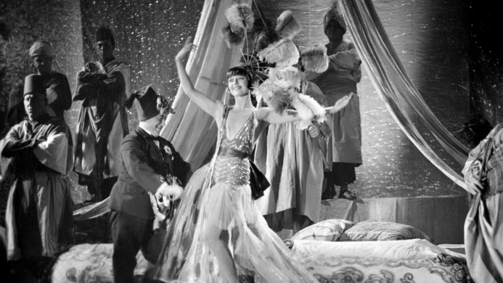 #12) Pandora's Box - (1929 - dir. G. W. Pabst)