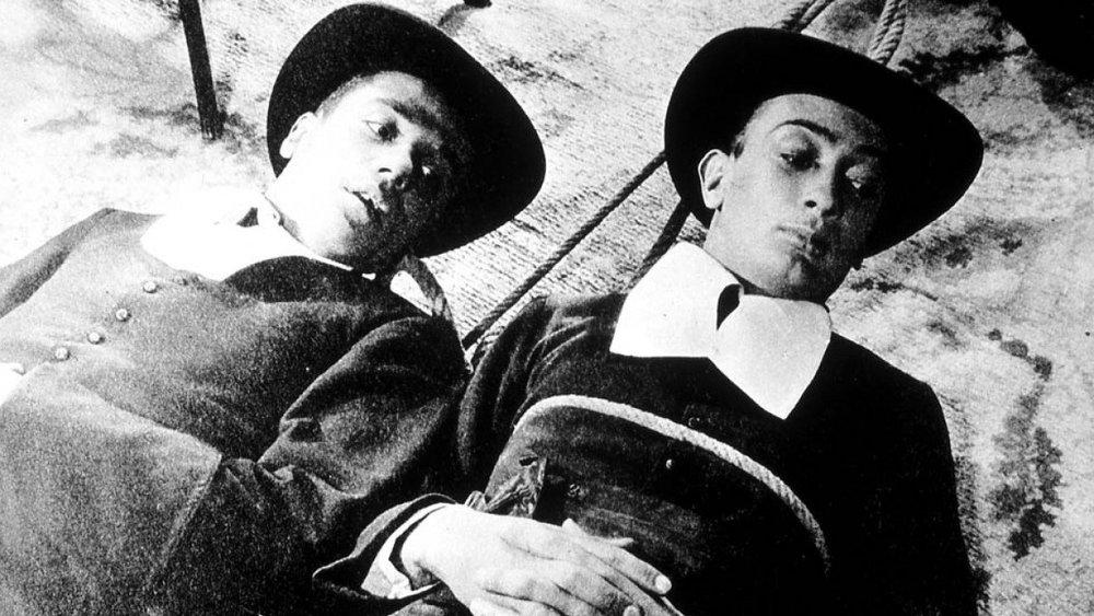 #24) Un chien andalou - (1929 - dir.Luis Buñuel
