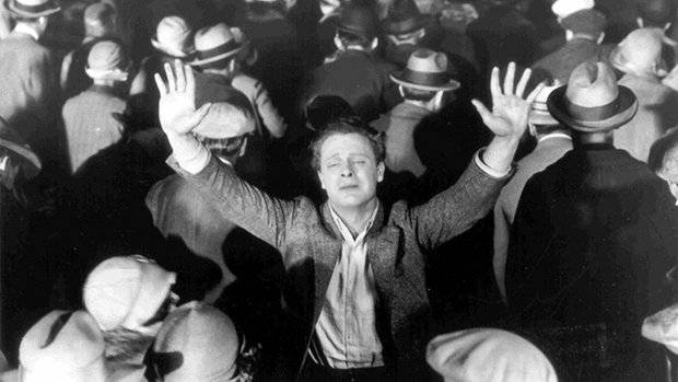 #25) The Crowd - (1928 - dir. King Vidor)