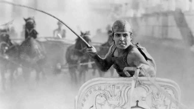 #28) Ben-Hur: A Tale of the Christ - (1925 - dir. Fred Niblo)