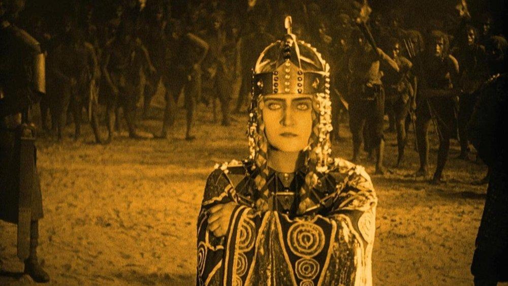 #32) Die Nibelungen: Kriemhilds Rache - (1924 - dir. Fritz Lang)