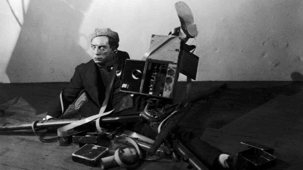 #43) The Cameraman - (1928 - dir. Edward Sedgwick, Buster Keaton)