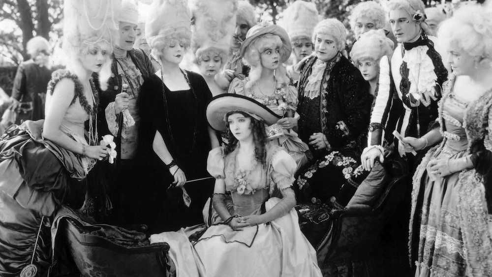 #52) Orphans of the Storm - (1921 - dir. D. W. Griffith)