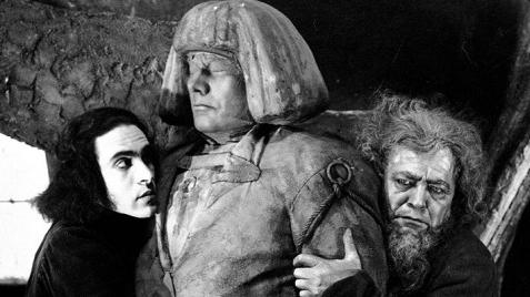 #60) The Golem - (1920 - dir.Paul Wegener)
