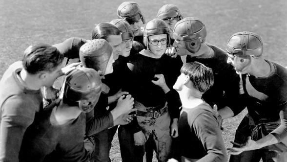 #62) The Freshman - (1925 - dir. Fred C. Newmeyer, Sam Taylor)