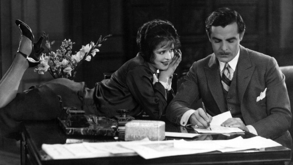 #65) It - (1927 - dir. )Clarence G. Badger, Josef von Sternberg