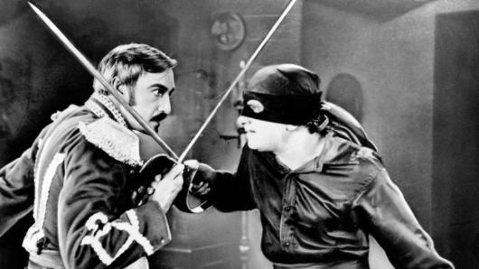 #71) The Mark of Zorro - (1920 - dir.Fred Niblo & Theodore Reed