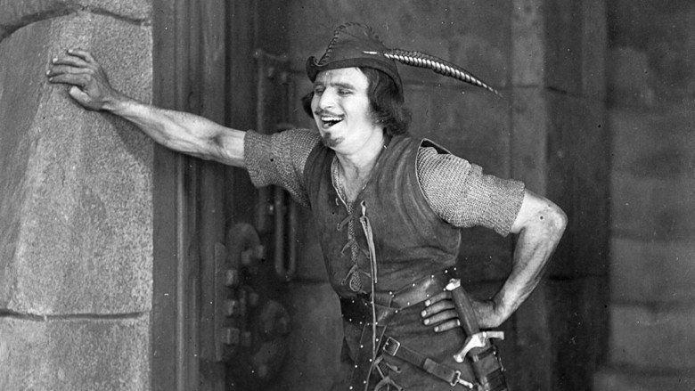 #75) Robin Hood - (1922 - dir. Allan Dwan)