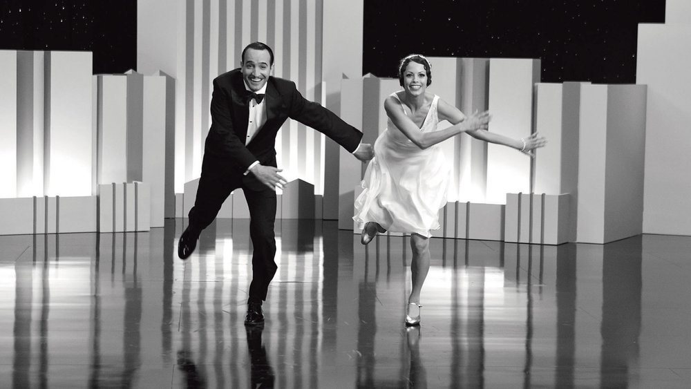 #79) The Artist - (2011 - dir. Michel Hazanavicius)