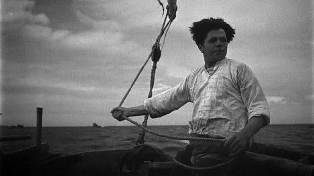 #80) Finis terrae - (1928 - dir. Jean Epstein)