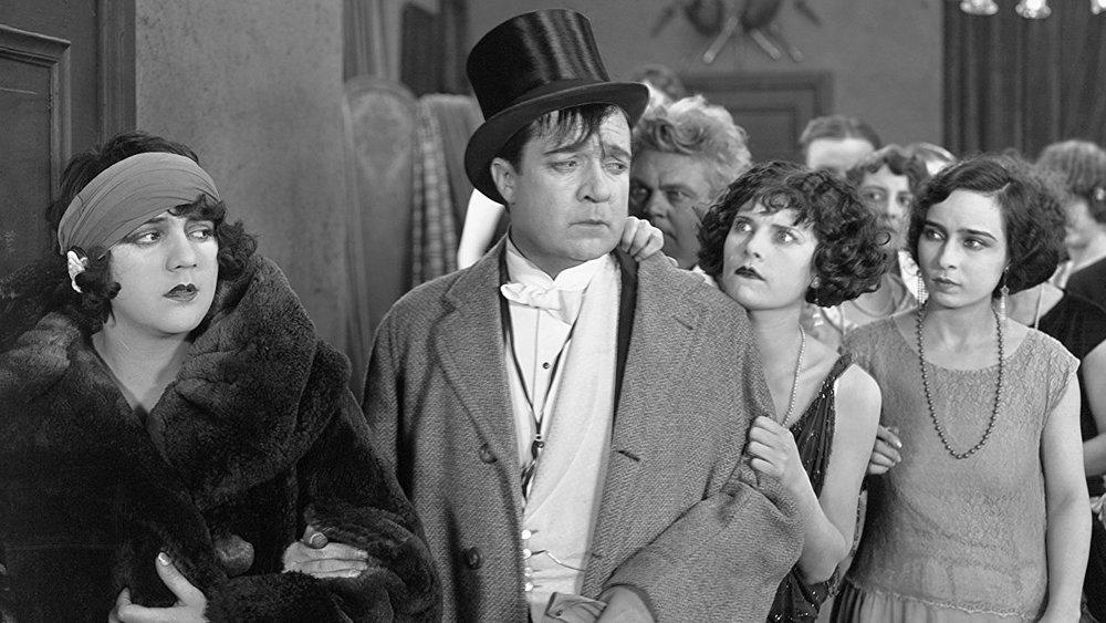 #82) A Woman of Paris: A Drama of Fate - (1923 - dir. Charlie Chaplin)