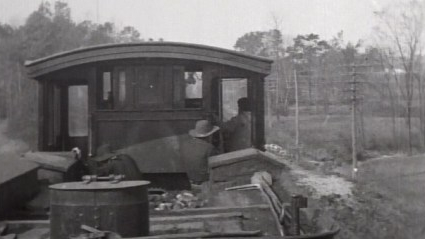 #83) The Great Train Robbery - (1903 - dir. Edwin S. Porter)