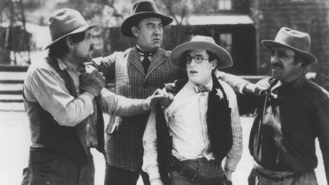 #86) The Kid Brother - (1927 - dir. Ted Wilde)
