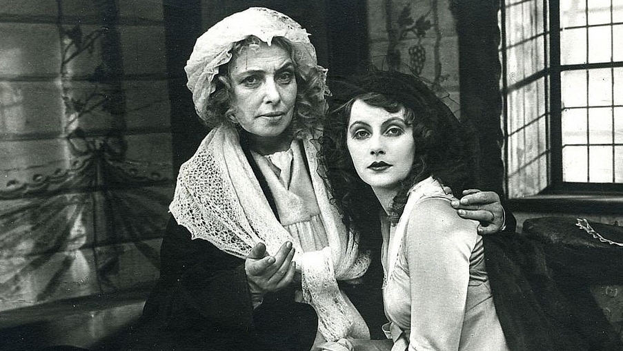 #90) The Saga of Gösta Berling - (1924 - dir. Mauritz Stiller)