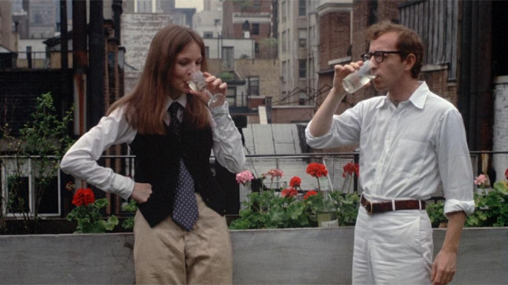 #3) Annie Hall - (1977 - dir. Woody Allen)