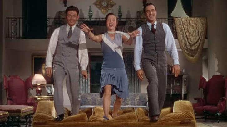 #8) Singin' in the Rain - (1952 - dir. Stanley Donen &Gene Kelly)