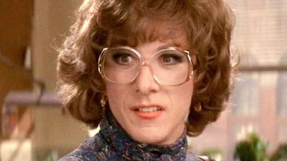 #9) Tootsie - (1982 - dir. Sydney Pollack)