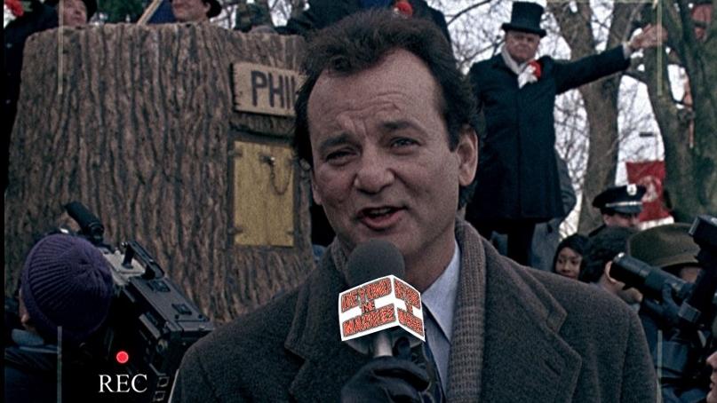 #10)Groundhog Day - (1993 - dir. Harold Ramis)