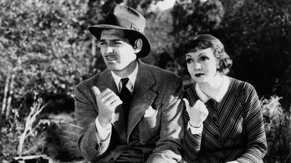 #21) It Happened One Night - (1934 - dir. Frank Capra)