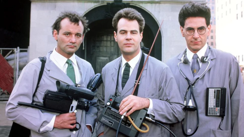 #41) Ghostbusters - (1984 - dir. Ivan Reitman)