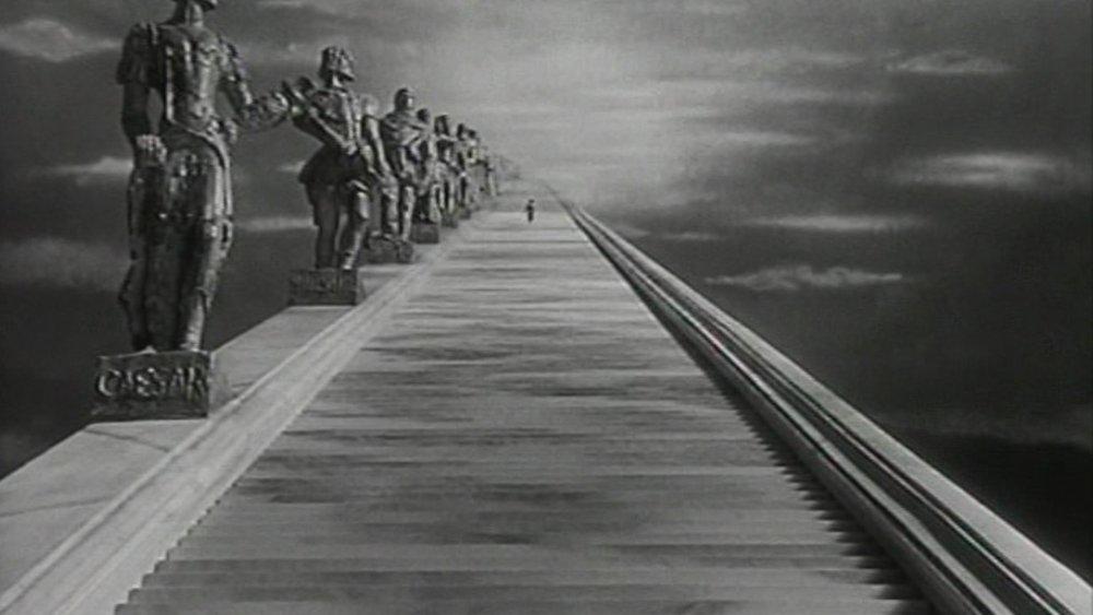 #42) A Matter of Life and Death - (1946 - dir. Michael Powell & Emeric Pressburger)