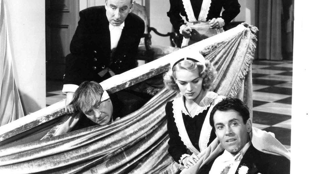 #43) The Lady Eve - (1941 - dir. Preston Sturges)