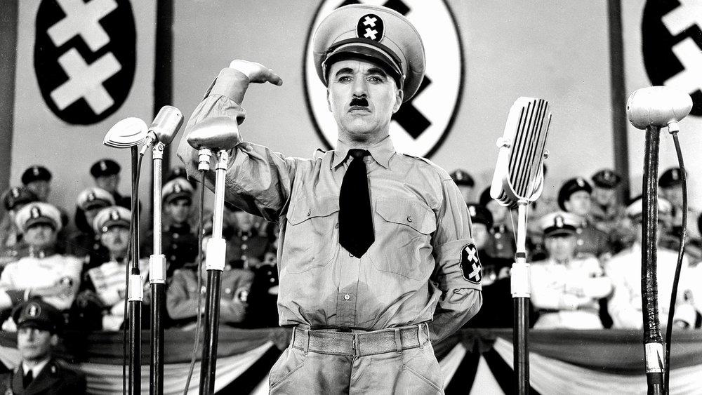#45) The Great Dictator - (1940 - dir. Charlie Chaplin)