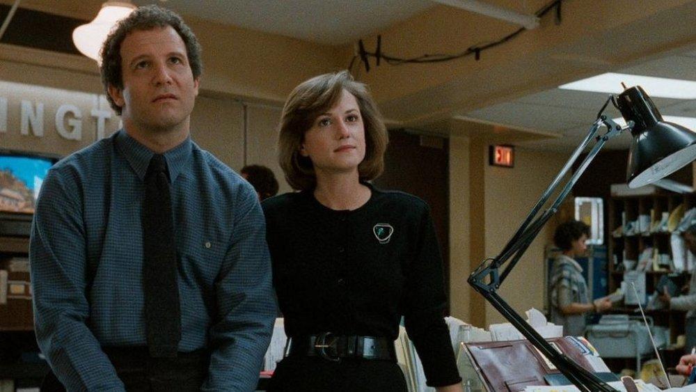 #58) Broadcast News - (1987 - dir. James L. Brooks)