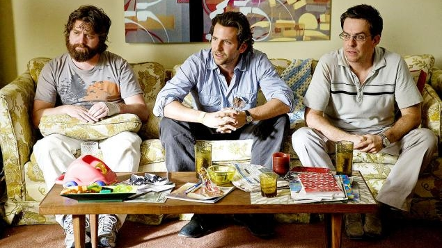 #64) The Hangover - (2009 - dir. Todd Phillips)