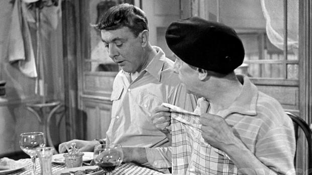 #66) Mr. Hulot's Holiday - (1953 - dir. Jacques Tati)