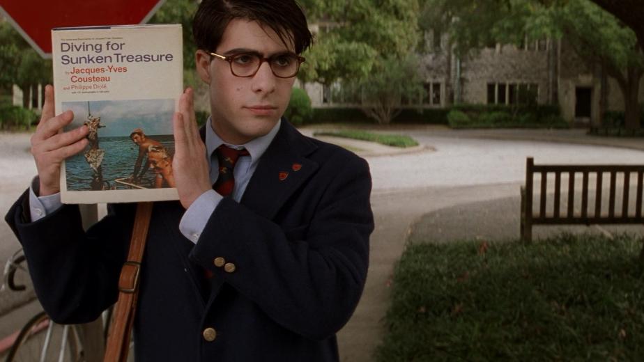 #68) Rushmore - (1998 - dir. Wes Anderson)