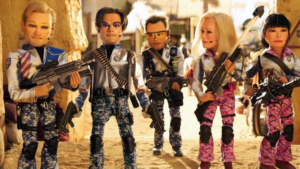 #71) Team America: World Police - (2004 - dir. Trey Parker)