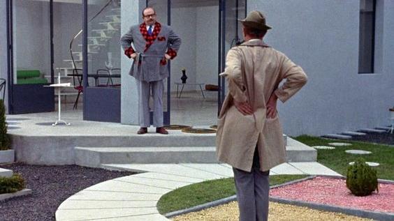 #76) Mon oncle - (1958 - dir. Jacques Tati)