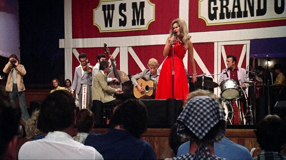 #95) Nashville - (1975 - dir. Robert Altman)