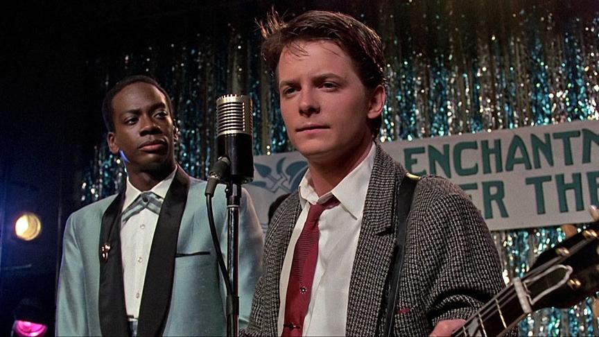 #96) Back to the Future - (1985 - dir. Robert Zemeckis)