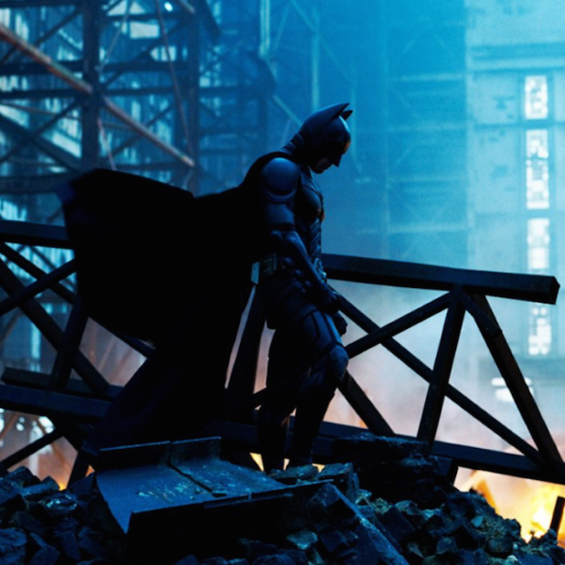 100 GREATEST SUPERHERO FILMS -