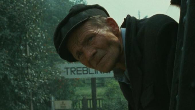#2) Shoah - (1985 - dir. Claude Lanzmann)