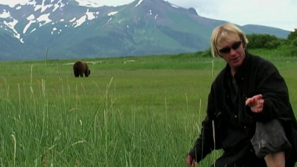 #12) Grizzly Man - (2005 - dir. Werner Herzog)