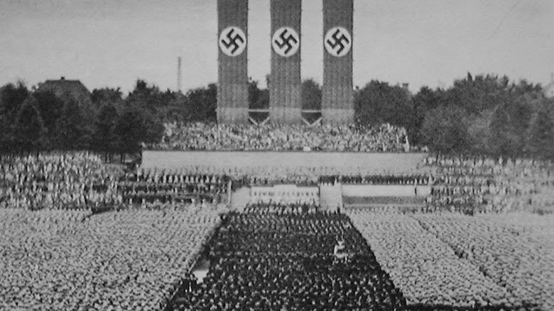 #15) Triumph of the Will - (1935 - dir. Leni Riefenstahl)