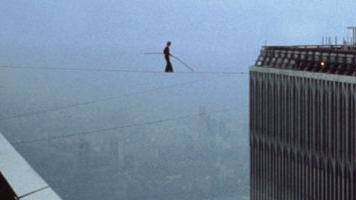 #49) Man on Wire - (2007 - dir. James Marsh)