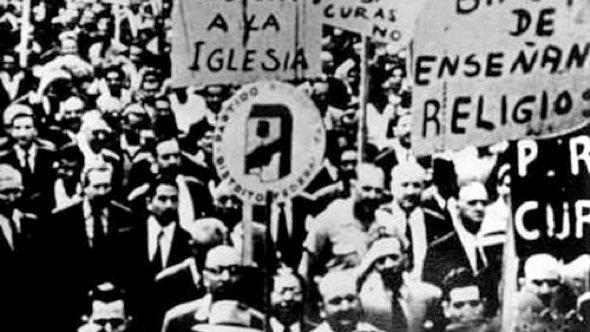 #55) The Hour of the Furnaces - (1968 - dir. Fernando E. Solanas, Octavio Getino)