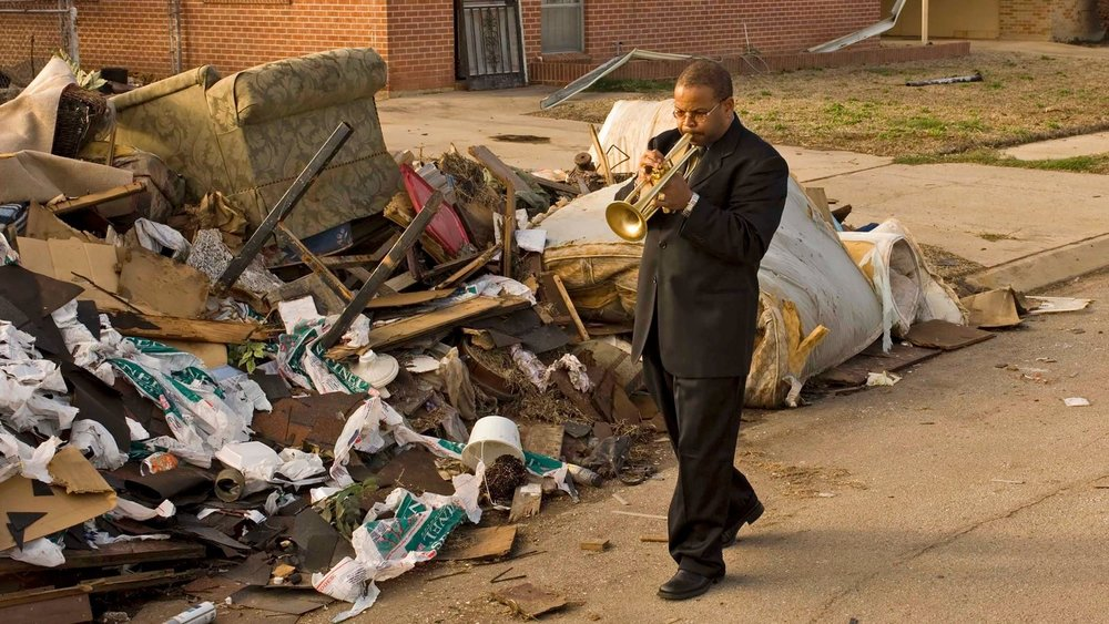 #63) When the Levees Broke: A Requiem in Four Acts - (2006 - dir. Spike Lee)
