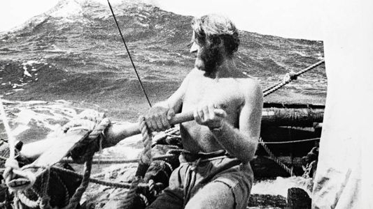 #82) Kon-Tiki - (1950 - dir.Thor Heyerdahl)