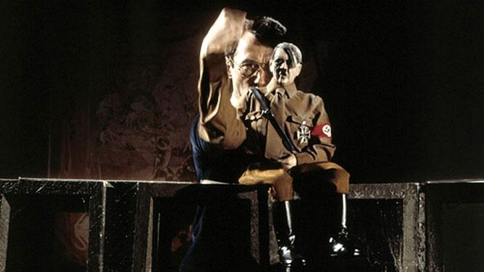 #83) Hitler: A Film from Germany - (1977 - dir.Hans-Jurgen Syberberg