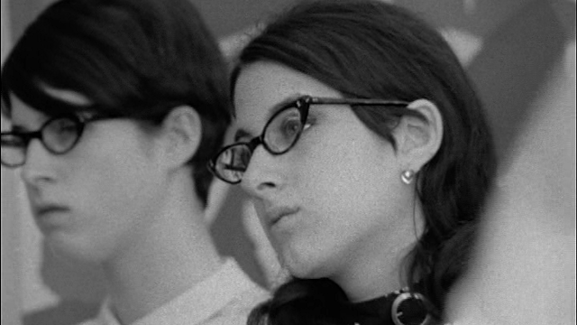 #84) High School - (1969 - dir. Frederick Wiseman)