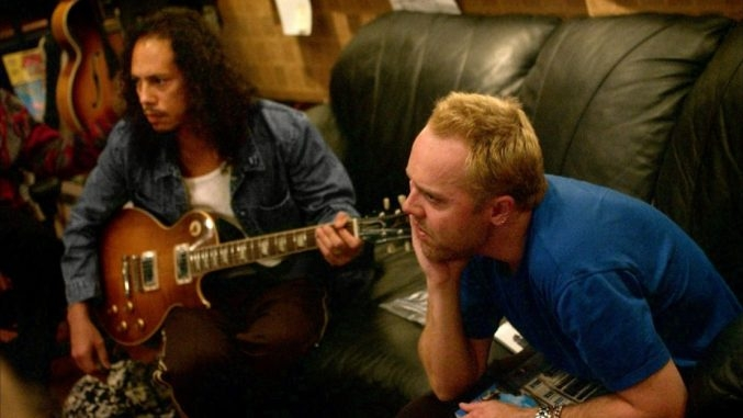 #89) Metallica: Some Kind of Monster - (2004 - dir. Bruce Sinofsky, Joe Berlinger)