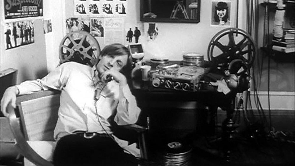 #100) David Holzman's Diary - (1967 - dir. Jim McBride)
